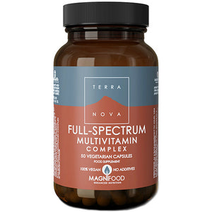 Terra Nova full spectrum multivitamin 50 capsules
