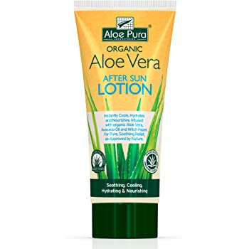 Aloe Vera After Sun Lotion  200ml