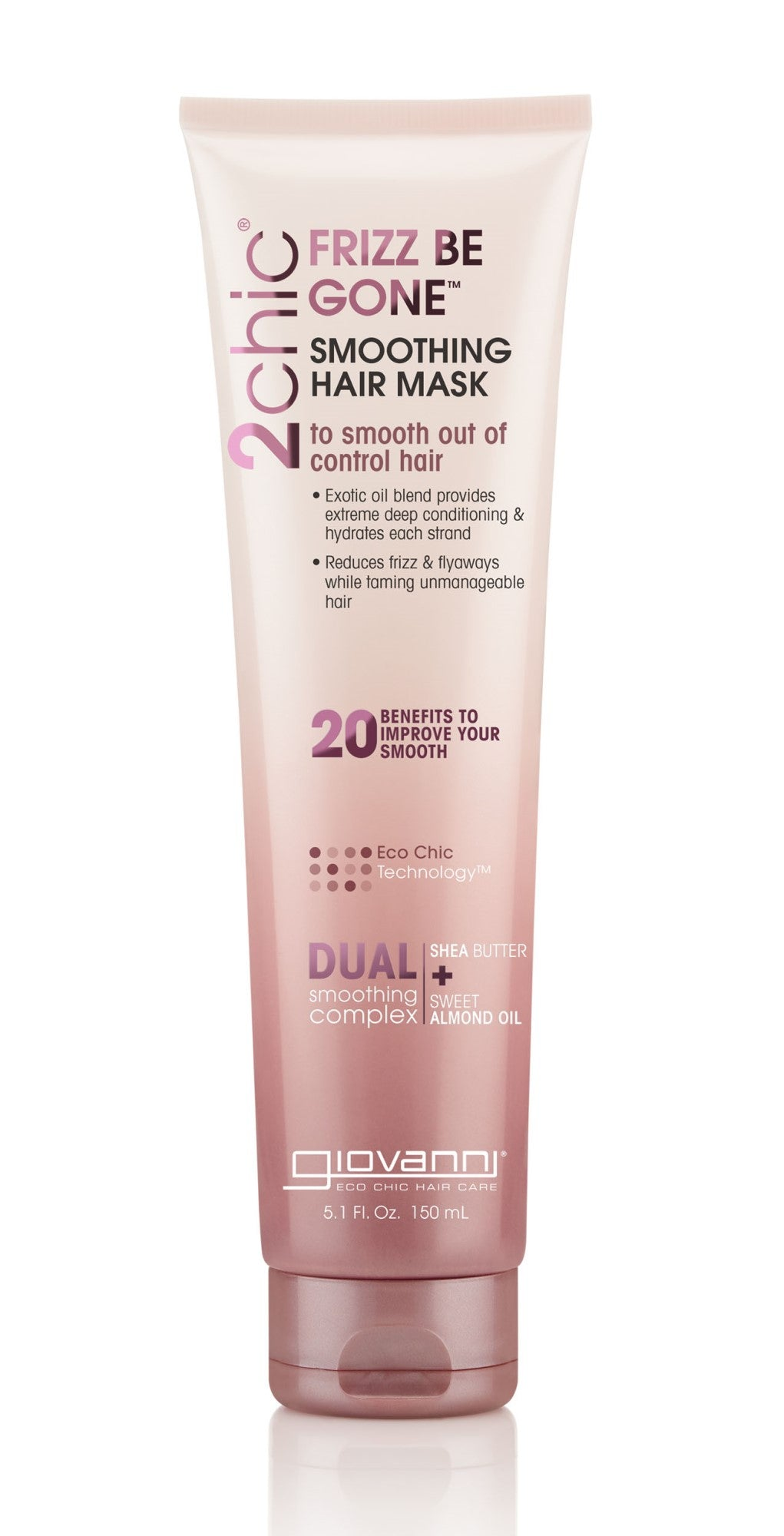 Giovanni 2 Chic Frizz be Gone SMOOTHING Hair Mask