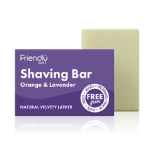 Load image into Gallery viewer, Friendly Shave Bars  Vegan Plastic Free