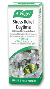 Stress Relief Daytime – for stress and mild anxiety