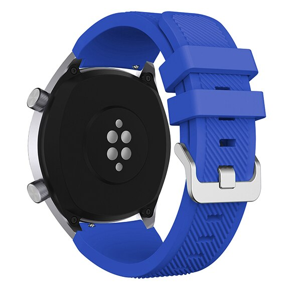 For xiaomi Huami Amazfit GTR 47mm 22mm silicone smart watchband For Huawei watch GT 46MM strap Replacement wristband bracelet