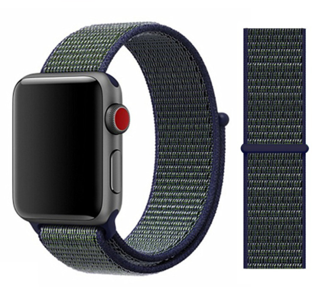 Strap For Apple Watch band 5 44 mm 40mm 42mm 38 mm iwatch Series 3 2 1 Nylon Sport Loop watchband Bracelet apple watch 5 4 band