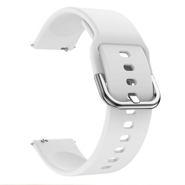 20mm Printing Silicone Watchband for Samsung Galaxy Watch Active/active2 40mm /Amazfit GTR 42mm/GTS Bracelet Band strap #