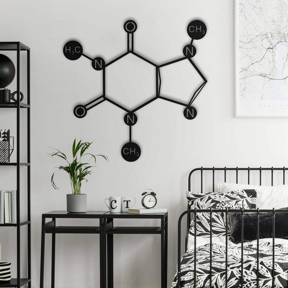 Caffeine Metal Decor | Decoraline