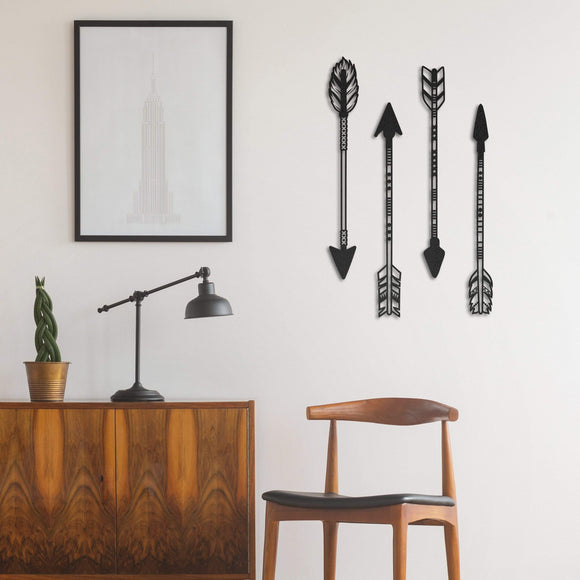 Arrows Metal Decor | Decoraline