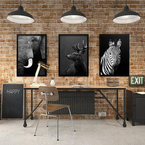 Wild Poster Set | Decoraline