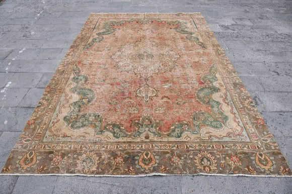 Empire Vintage Turkish Rug | Decoraline