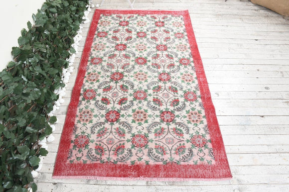 Farah Vintage Turkish Rug | Decoraline