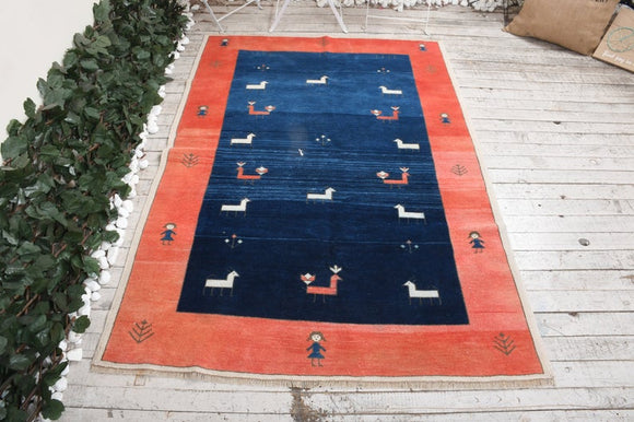 Laci Vintage Turkish Rug | Decoraline