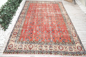Hakan Vintage Turkish Rug | Decoraline