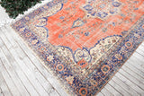 Sultan Vintage Turkish Rug | Decoraline