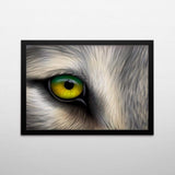 Wolf Eyes Poster Set | Decoraline