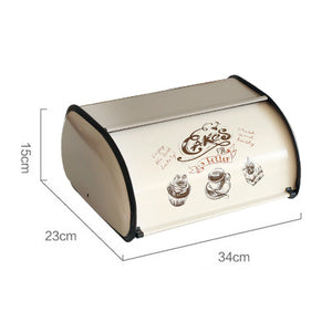 Matin French Vintage Bread Box | Decoraline