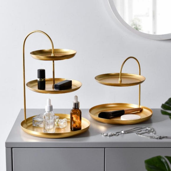 Freya Metal Stand | Decoraline
