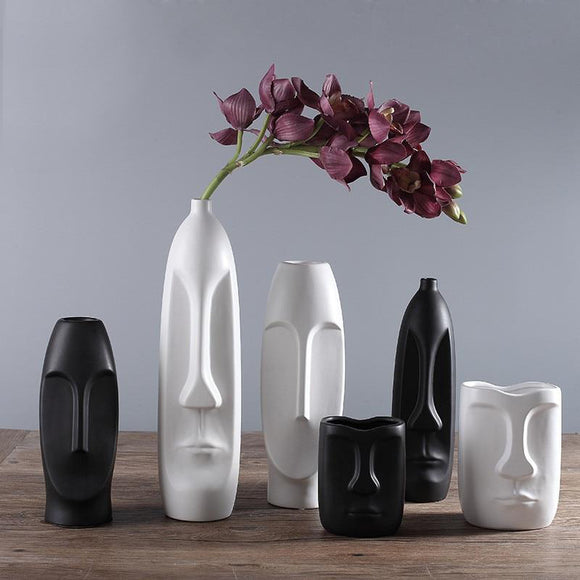 Jorn Sculpture Vase | Decoraline
