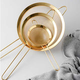 Jens Gold Strainer | Decoraline