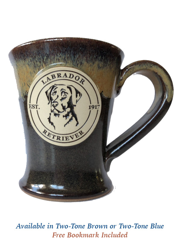 Labrador Mugs: Quality Stoneware Mugs — 14oz