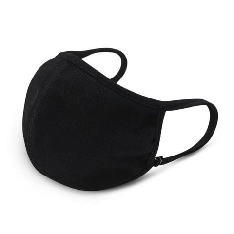 cotton face mask with straps