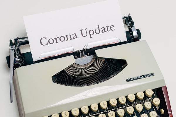 Corona Covid-19 Update - Photo by Markus Winkler from Pexels