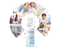 Load image into Gallery viewer, 6pc Portable Mini Hand Sanitizer Hand sanitizer FluShields