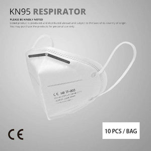 Disposable KN95 Respirator Face Mask | FDA EUA Disposable KN95 Mask FluShields