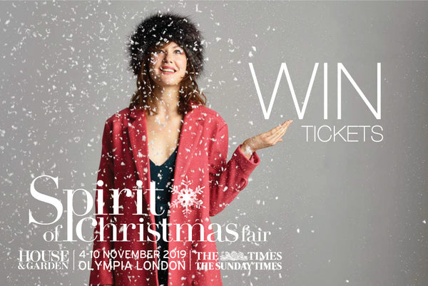 Spirit of Christmas 2019 Giveaway
