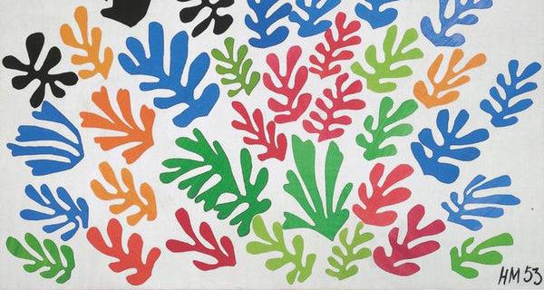 Henri Matisse - The Sheaf