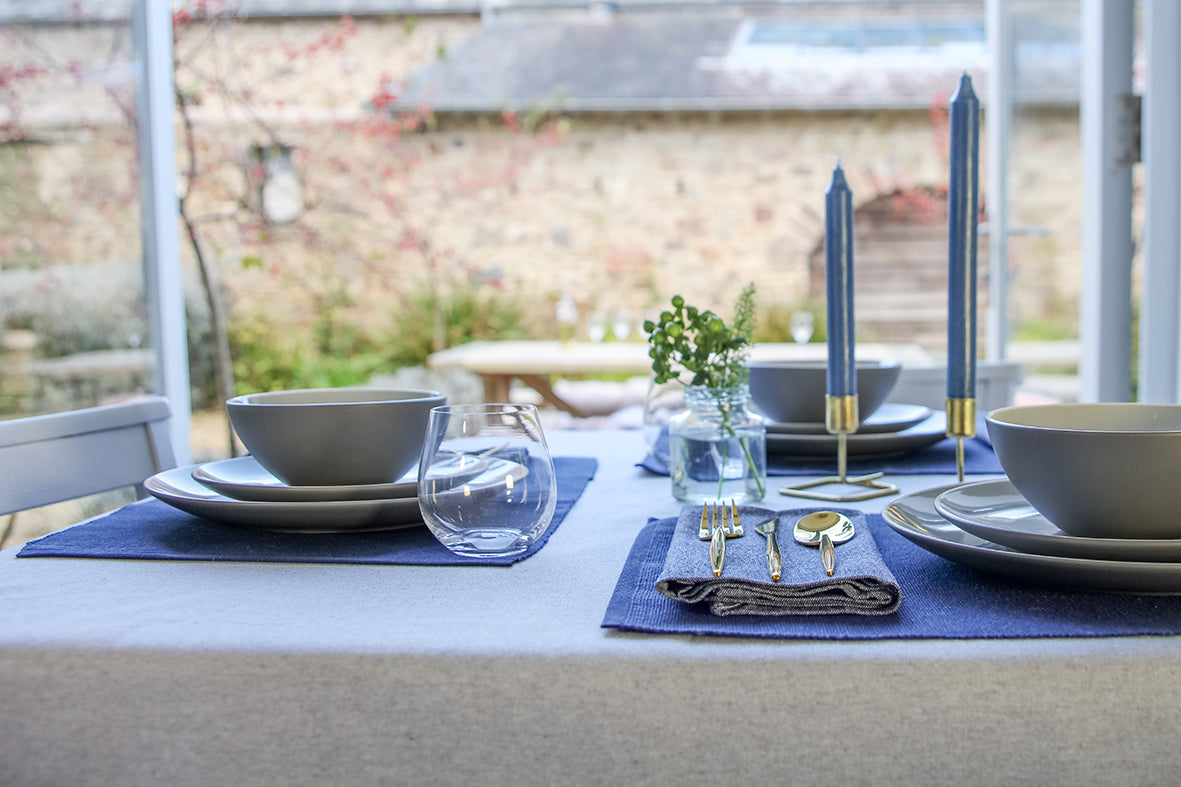 Helen Moore Revival Table Setting