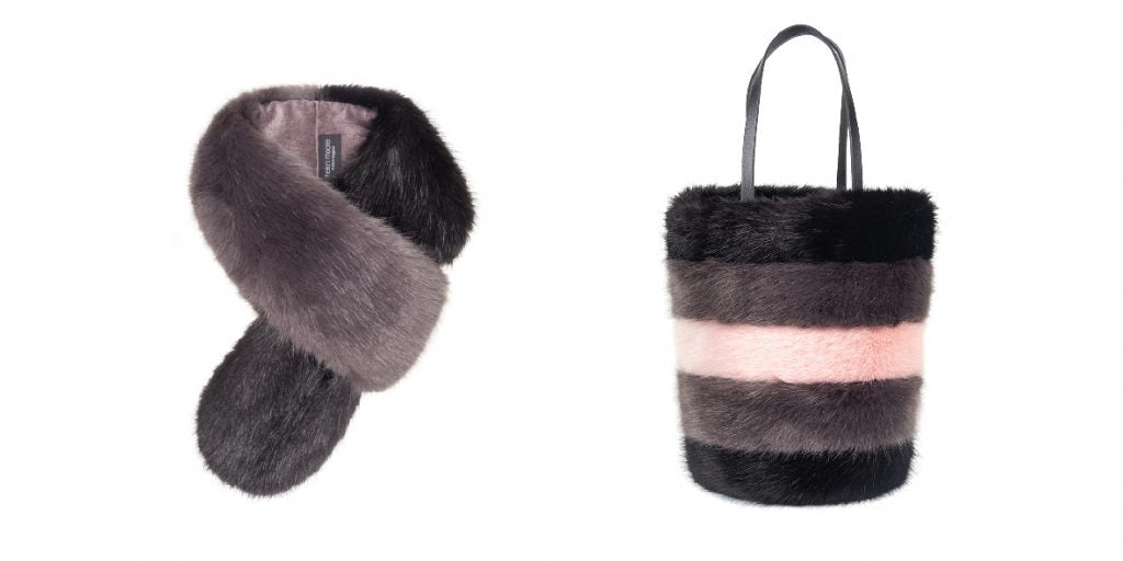 Helen moore faux fur  capsule collection