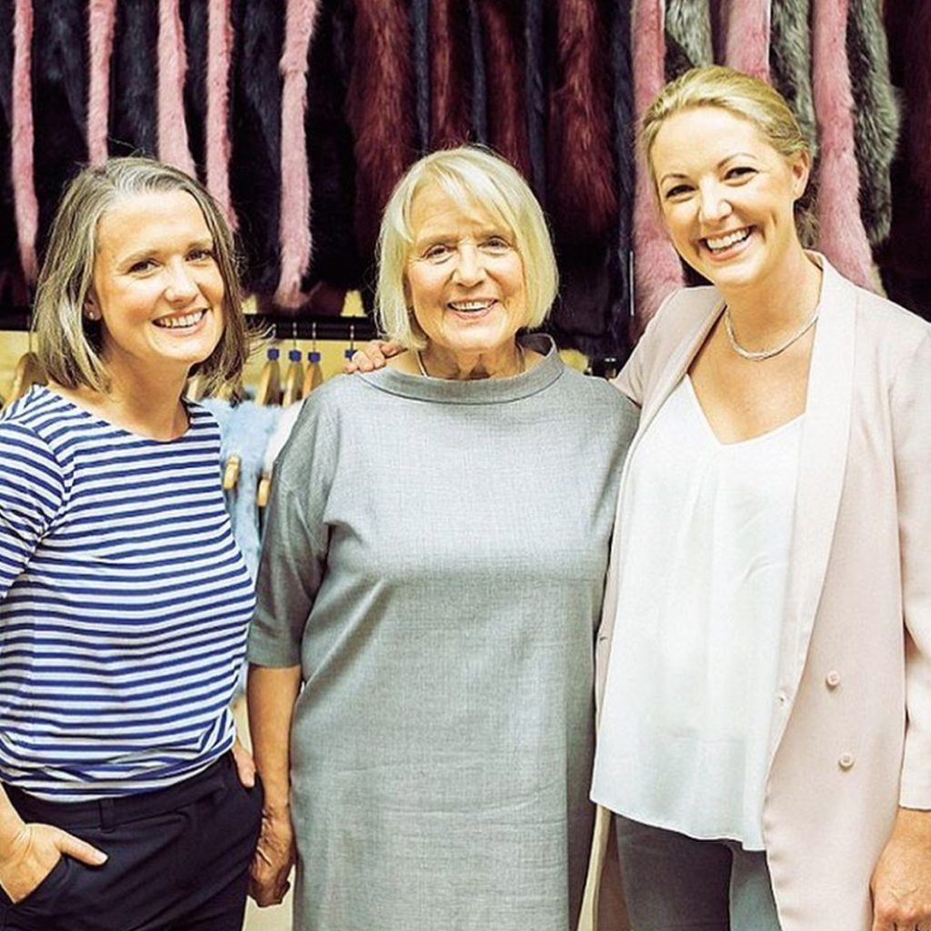 Picture of Hester, Helen and Jessica Moore