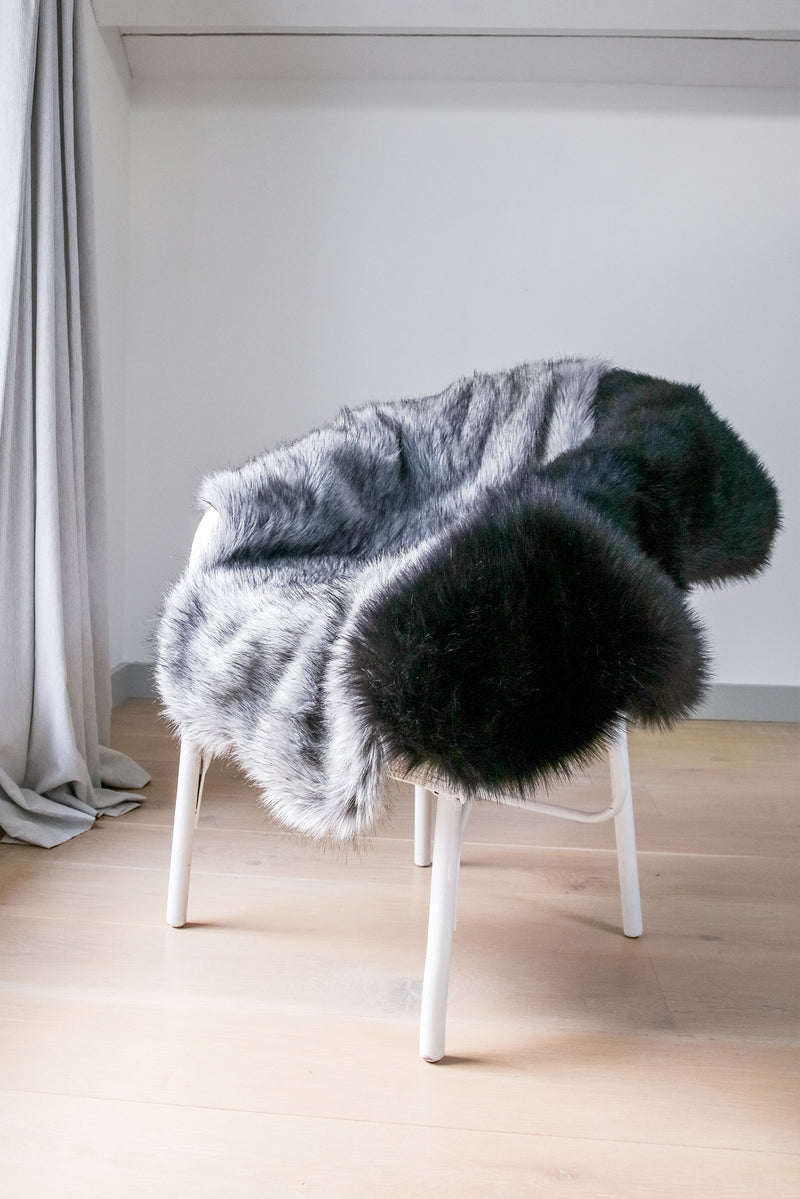 Faux Fur Skin by Helen Moore