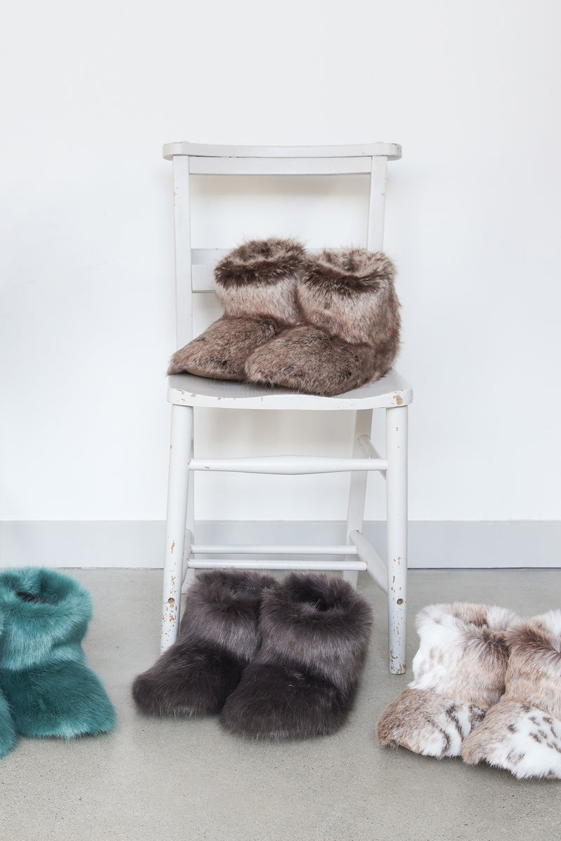 Slipper Boots by Helen Moore