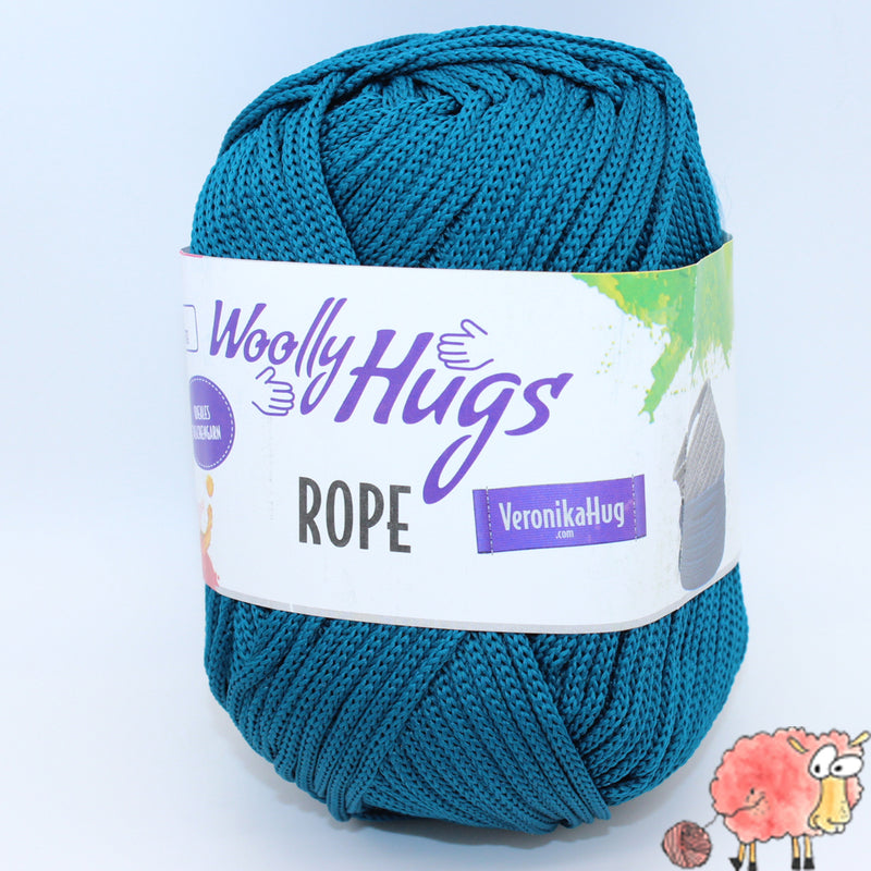 Woolly Hugs - Rope - Polyester