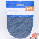 Handy - Jeansflickstoff - 100%Cotton