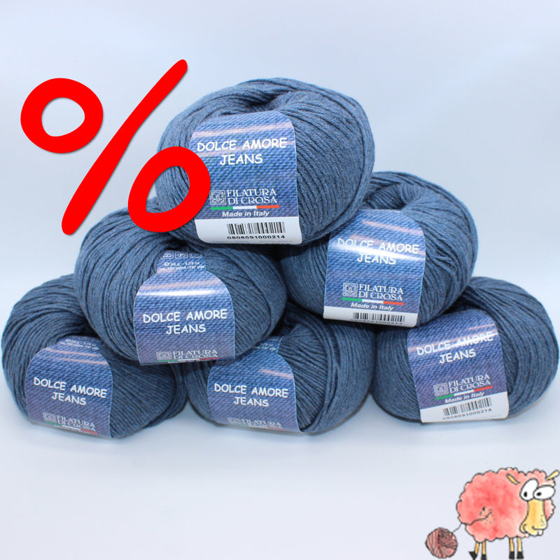 Aktionspaket - Dolce Amore Jeans - 100% Cotton