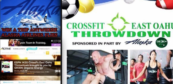 ESPN 1420 CrossFit East Oahu Throwdown