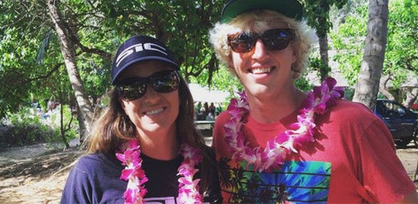 Andrea Moller wins 7th Straight OluKai Ho'olaule'a SUP Race
