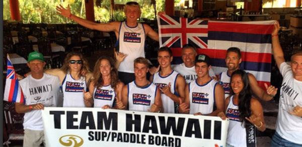 Team Hawaii at ISA Worlds