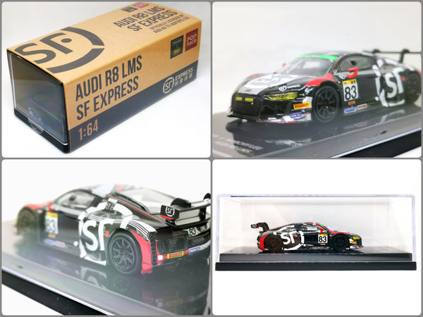 Para64 X Pop Race 1:64 Scale Audi R8 LMS SF express