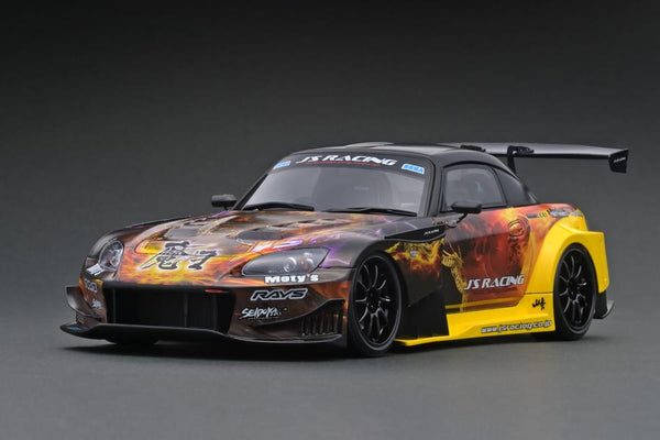 Ignition Model 1:18 Scale IG2009 J'S RACING S2000 (AP1) 魔王