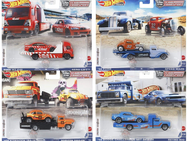 Pre Order Hotwheels Team Transporter L case
