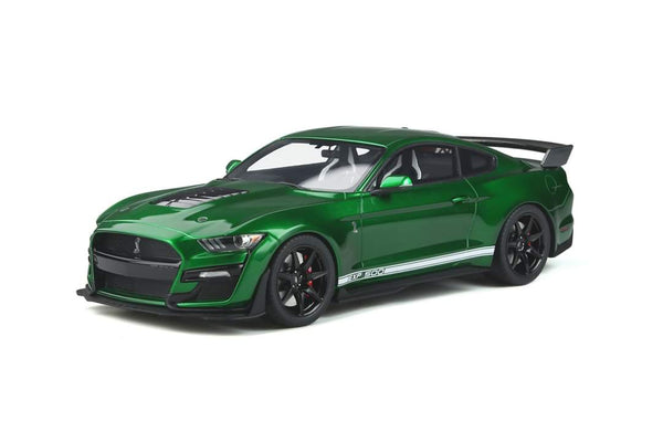 "Pre Order GT Spirit 1:18 Ford Shelby Mustang GT500 ""Candy apple green""  (GT834)"
