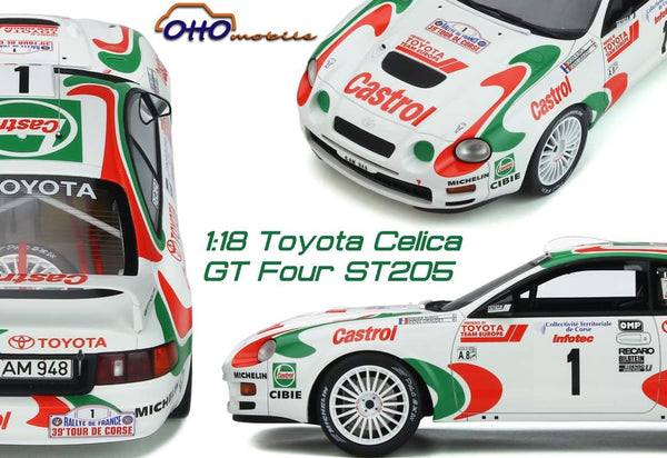 Ottomobile Toyota Celica GT-Four ST205