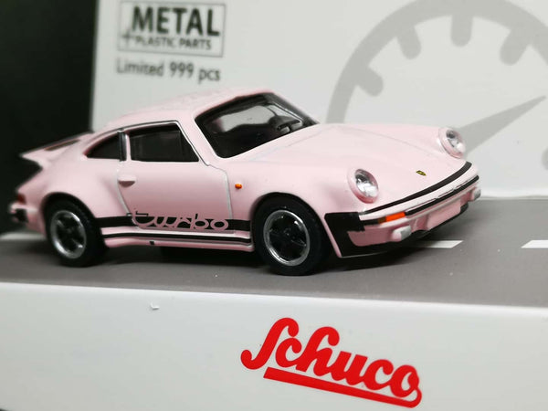 Schuco 1:64 Scale Schuco Hong Kong Exclusive Porsche 911 Turbo (930)