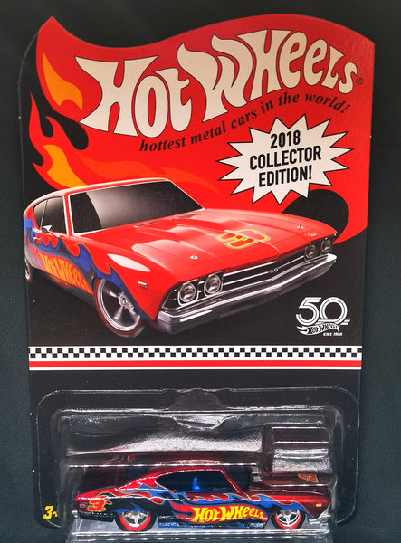 Hot Wheels 2018 Collector Edition 69' Chevelle SS 396