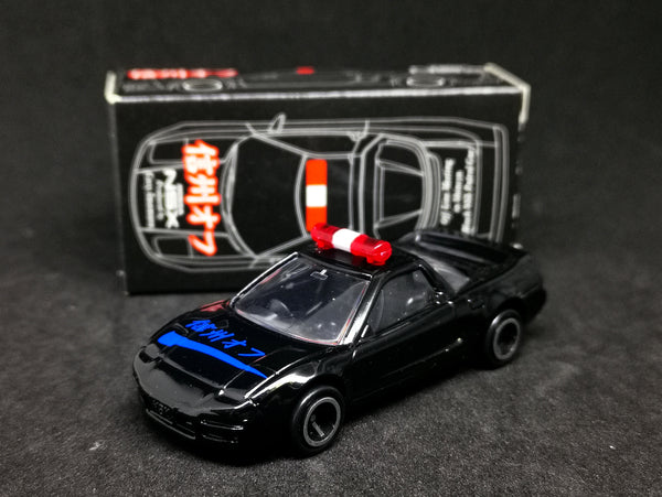 Tomica Honda NSX Black Patrol Car 信州オフ Imamura version limited edition