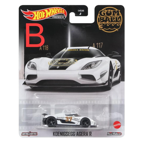 Hot Wheels Retro entertainment Koenigsegg Agera R