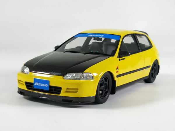 Ottomobile Route Twisk RT17 Spoon Civic SiR EG6 Full Carbon Spec