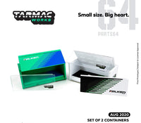 Tarmacworks Container Base set of two Falken